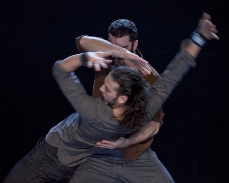 ramallah contemporary dance festival